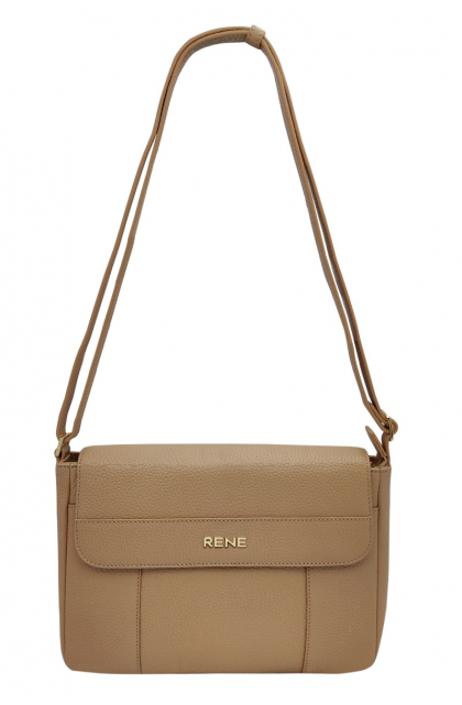 Genuine Leather Butter Scotch Sling Bag