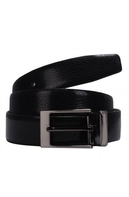 Genuine Leather Formal Reversible Men's Belt