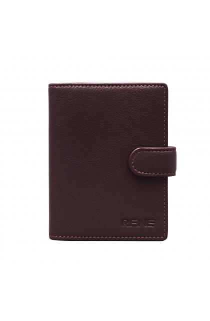 Genuine Leather BROWN  Multi Purpose Card Holder