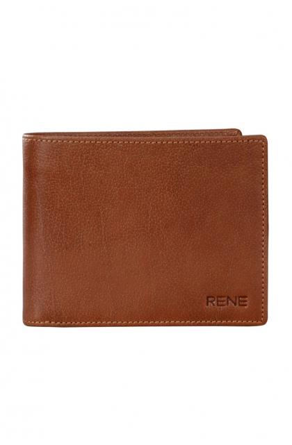 Genuine Leather Tan Gents Wallet